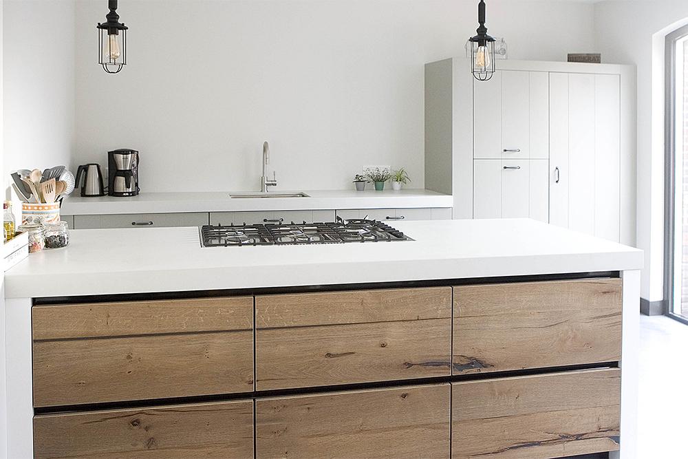 Keuken Landelijk Modern : Landelijk modern tibosch
