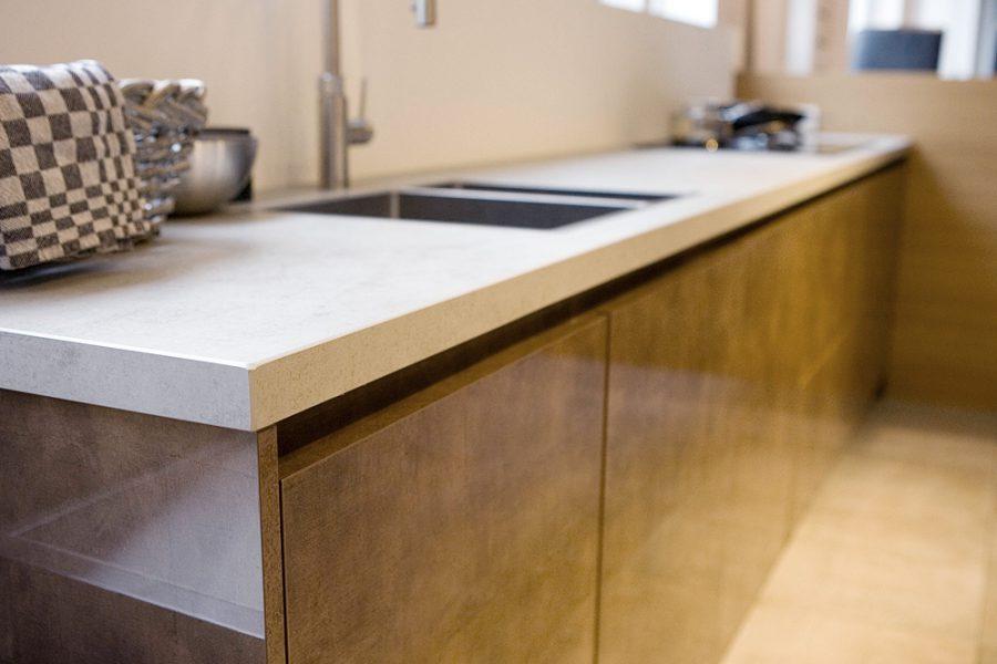 Moderne greeploze keuken 02